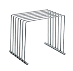 "Vollrath 52100 Cutting Board Rack - 8x10x9"" Stainless"