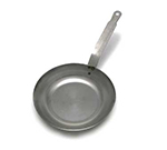 "Vollrath 58900 8.5"" Carbon Steel Frying Pan w/ Solid Metal Handle"