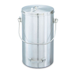 Vollrath 59202 19-3/4-qt Pail Cover - Stainless