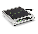 Vollrath 59500P Countertop Commercial Induction Cooktop w/ (1) Burner, 120v