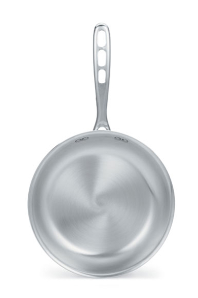 "Vollrath 67107 7"" Aluminum Frying Pan w/ Vented Metal Handle"