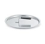 "Vollrath 67312 7-7/8"" Aluminum Flat Cover"