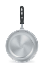 "Vollrath 67912 12"" Wear-Ever Aluminum Fry Pan - Natural Finish"