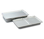 Vollrath 68010 Half-Size Steam Pan Cover, Aluminum
