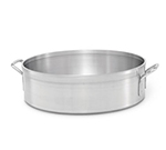 Vollrath 68224 24-qt Heavy-Duty Brazier - Natural Finish Aluminum