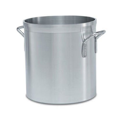 Vollrath 68700 120-qt Stock Pot - Heavy-Duty, Natural-Finish Aluminum