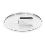 "Vollrath 69327 7"" Saucepan Cover for Tribute Cookware - 18/8 Stainless"