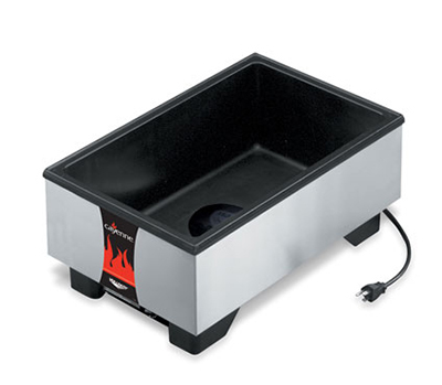 Vollrath 71001 Countertop Hot Food Merchandiser - Thermostat 120v