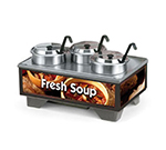 Vollrath 720201003 Full-Size  Soup Merchandiser Base - Country Kitchen, 4-qt Accessories 120v