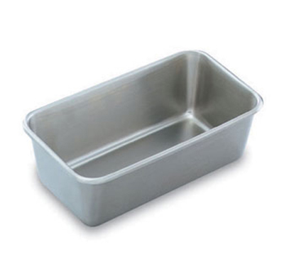 "Vollrath 72060 6-lb Loaf Pan - 10-3/8x5-1/2x4"" Stainless"