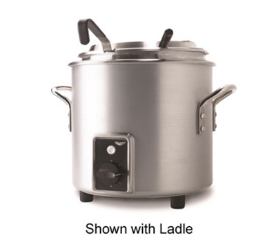 Vollrath 7217210 11-qt Kettle Rethermalizer - Thermostat, Stainless 120v