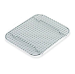Vollrath 74200 Steam Table Wire Grate - Half Size, Stainless