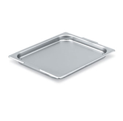 Vollrath 75025 Half-Size Steam Pan Cover, Stainless