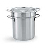 Vollrath 77021 2-qt Double Boiler Bottom Pan - Stainless