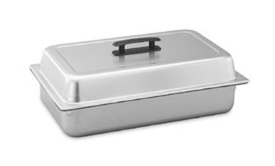 Vollrath 77200 Full-Size Dome Steam Pan Cover, Stainless