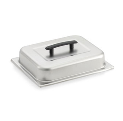 Vollrath 77500 Half-Size Dome Steam Pan Cover, Stainless