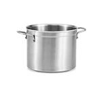 Vollrath 77521 12-qt Stock Pot - Induction Compatible, 18/8 Stainless