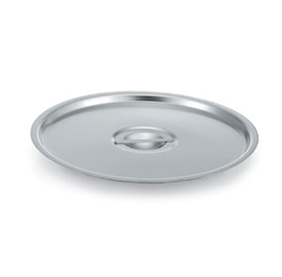 "Vollrath 77572 10"" Stock Pot Dome Cover for 77560 & 77580, Stainless"