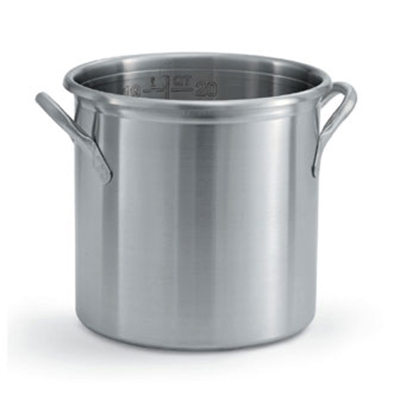 Vollrath 77640 60-qt Stock Pot - Stainless