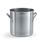 Vollrath 78620 24-qt Stock Pot - Stainless/Aluminum