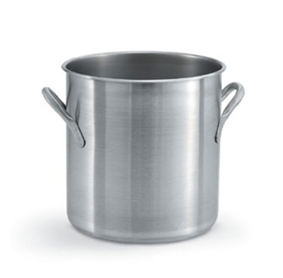 Vollrath 78560 7.5-qt Stock Pot - Stainless/Aluminum