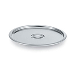 "Vollrath 78682 13.87"" Stock Pot Dome Cover for 57025, Stainless"
