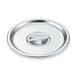 Vollrath 79220 12-qt Bain Marie Pot Cover - Stainless