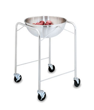 Vollrath 79301 30-qt Mixing Bowl with Stand - Stainless