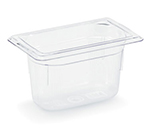 Vollrath 8092410 1/9 Size Food Pan - 1/9 Size, 2-1/2&quo