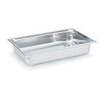 Vollrath 90042 Super Pan 3Full-Size Steam Pan, Stainless
