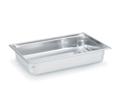 Vollrath 90042 Full-Size Steam Pan, Stainless