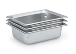 Vollrath 90242 Half-Size Steam Pan, Stainless