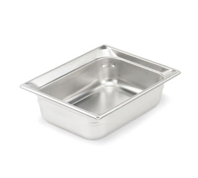 Vollrath 90282 Half-Size Steam Pan, Stainless