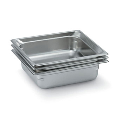 Vollrath 92082 Double-Size Steam Pan, Stainless