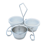 Vollrath 69260 6-oz Utility Server Bowl - Stainless