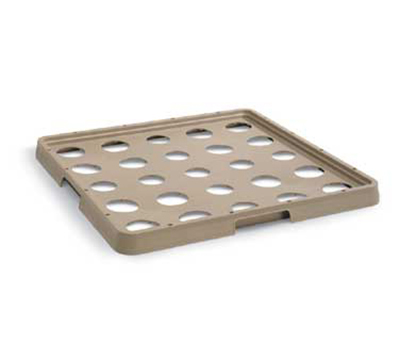 Vollrath TRICE16 Full-Size Rack-Master Ice Filler - 16-Compartment, Beige