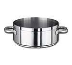 Vollrath 3320 20-qt Induction Casserole Brazier Pan - Aluminum Bottom, 18-ga
