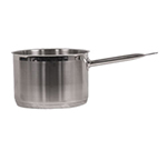 Vollrath 3800 1-qt Saucepan w/ Cover - Induction Compatible, Stainless