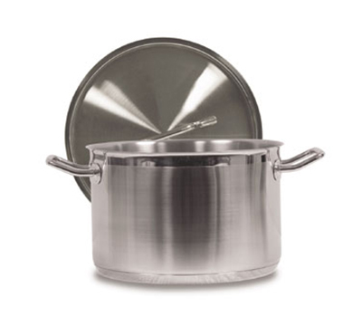 Vollrath 3905 22-qt Sauce Pot - Induction Compatible, Stainless