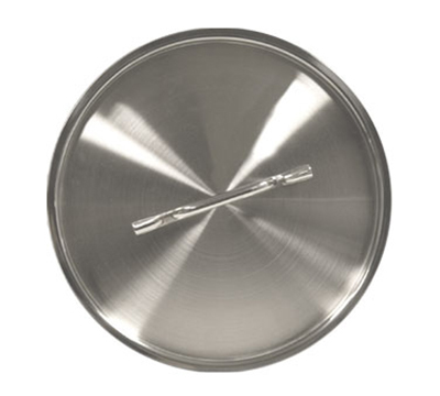"Vollrath 3908C 8"" Optio Cover - Stainless"