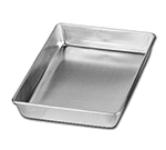 "Vollrath 51066 Biscuit Pan - 12-3/4x9x2"" Aluminum"