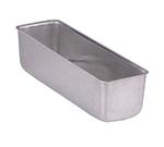 """Vollrath 5216 1-1/2-lb Loaf Pan - 4-1/2x16x4-1/8"""" Aluminum"""