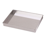 "Vollrath 5275 Cheesecake Pan - 17-3/4x12-7/8x3"" Aluminum"