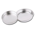 "Vollrath S5347 9"" Round Cake Layer Pan - SilverStone-Coated Aluminum"