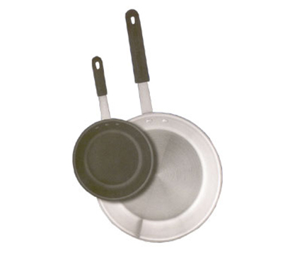 "Vollrath 7014 14"" Arkadia Fry Pan - Natural-Finish Aluminum"