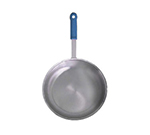 "Vollrath E4007 7"" Wear-Ever Fry Pan - Natural Finish, Silicone Handle, Aluminum"