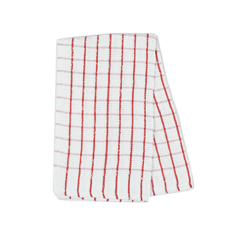 "Intedge 310 C Terry Towel, 15 x 25"", Checks"
