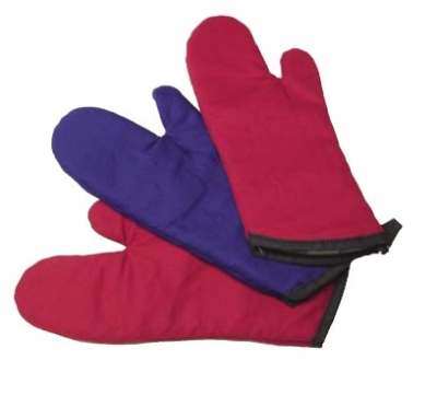 "Intedge 33815 BE 15"" Oven Mitt"
