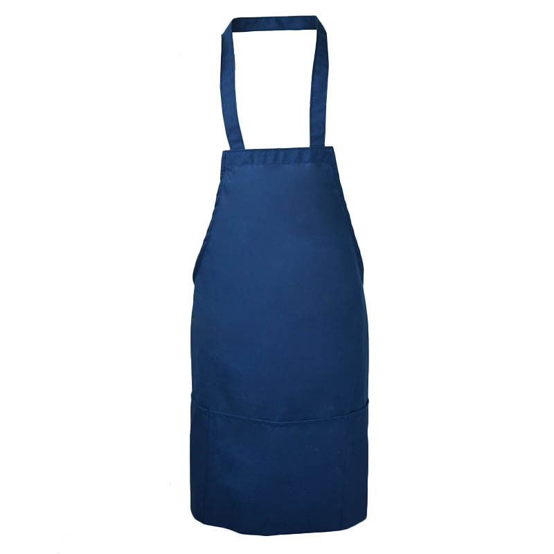 Intedge 343N Three Pocket Cobbler Apron, Navy