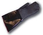 "Intedge 6717RMT-10 17"" Fully Insulated Neoprene Rubber Mitt"